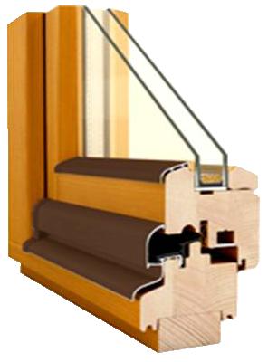 Borovi fenyő ablakprofilok