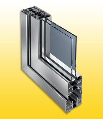 aluminium-ablakprofil