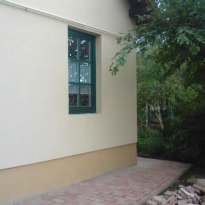 Borovifenyő nyílászáró, Veszprémi családi ház, 4, 1.kép