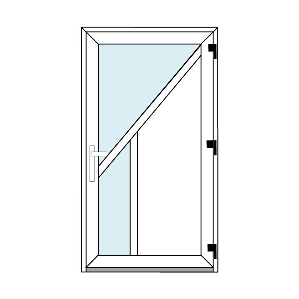 Osztós ajtó, Ovi Lehti 18