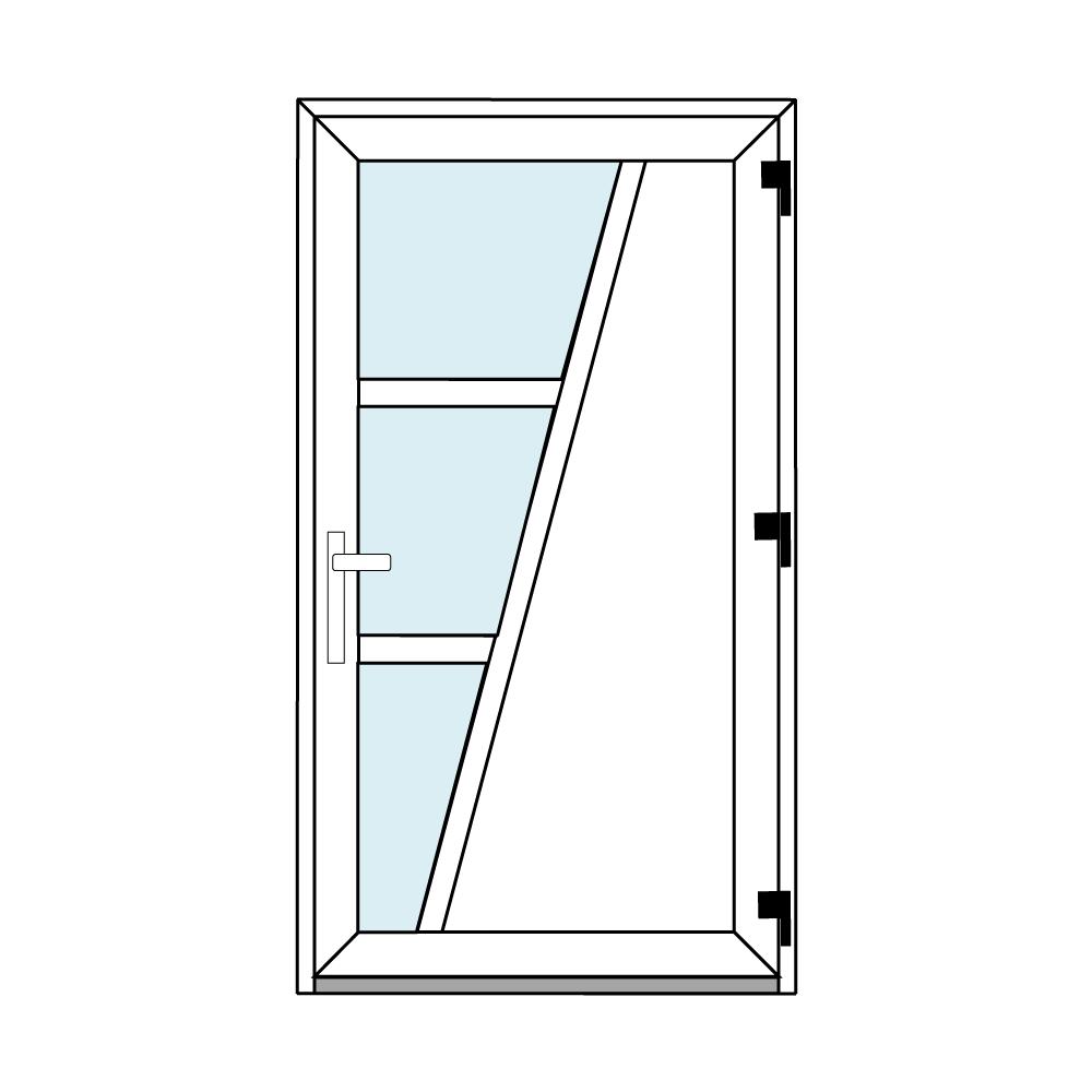 Osztós ajtó, Ovi Lehti 19