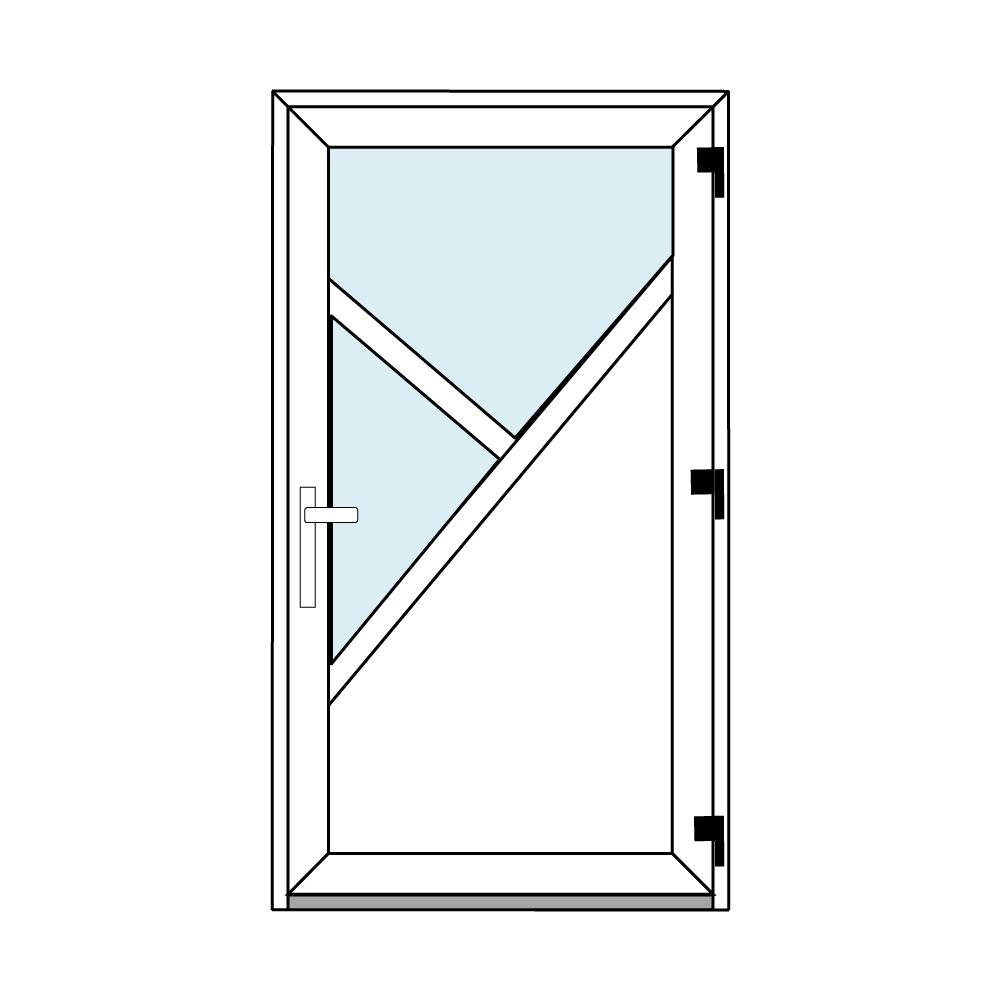 Osztós ajtó, Ovi Lehti 20