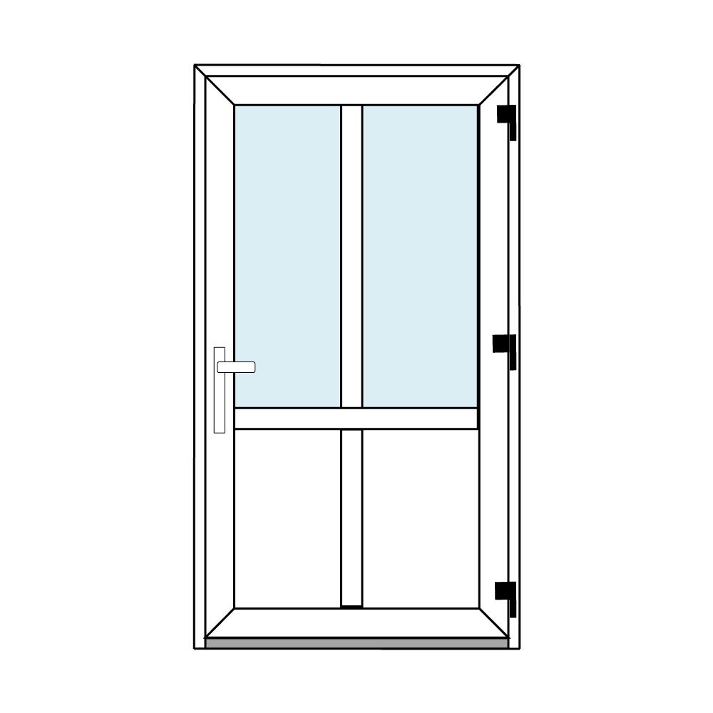Osztós ajtó, Ovi Lehti 2