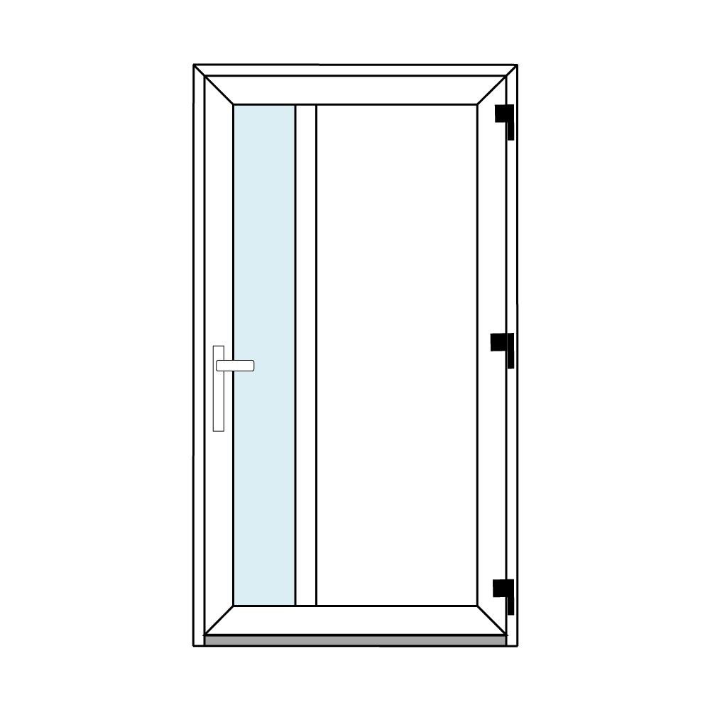 Osztós ajtó, Ovi Lehti 7