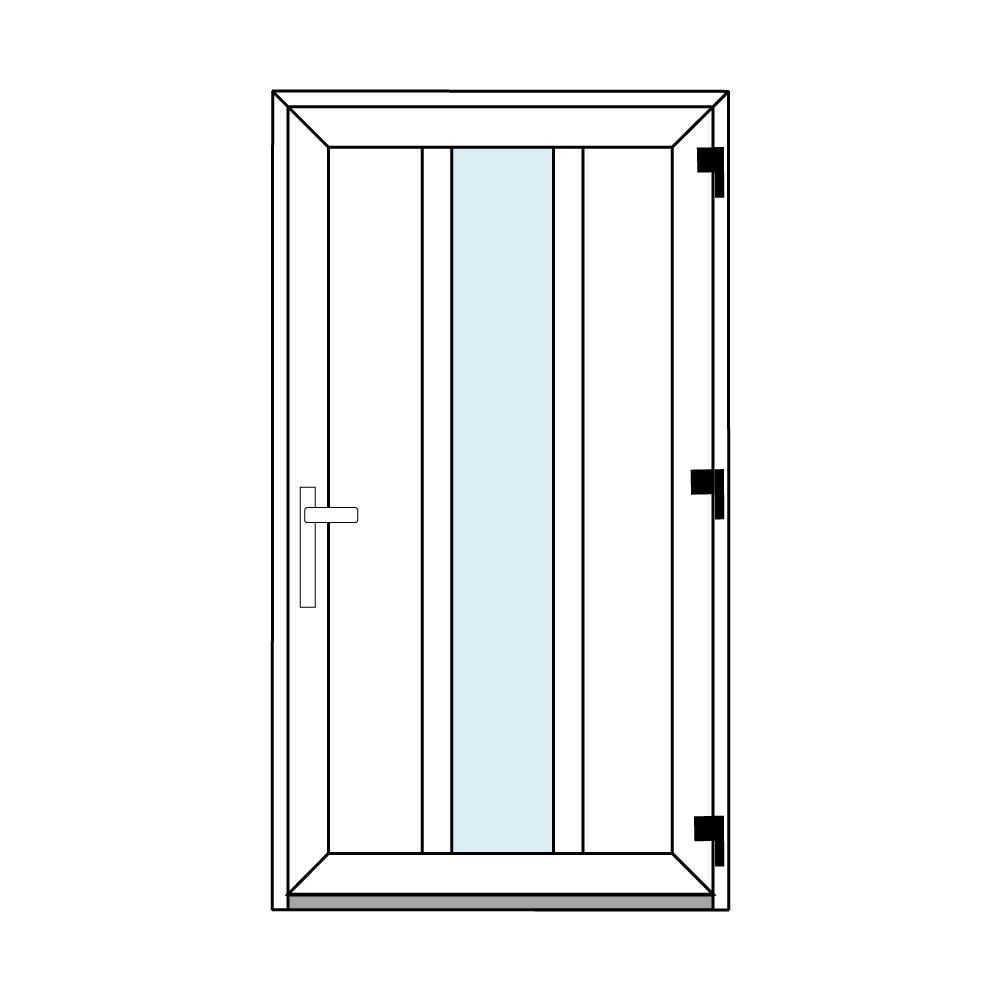 Osztós ajtó, Ovi Lehti 8