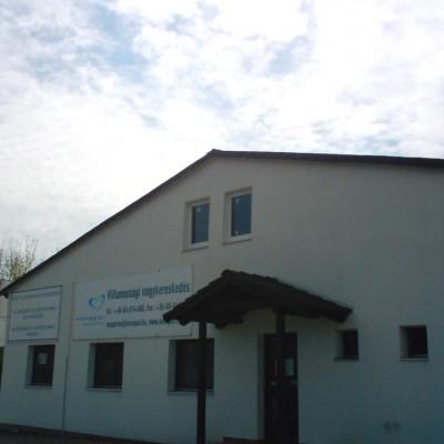 Sonepar raktárépület nyílászárók, Veszprém 1, 3.kép