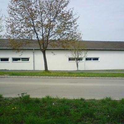 Sonepar raktárépület, Veszprém, főkép