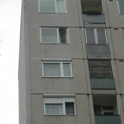 Veszprémi panellakás nyílászárók cseréje, főkép