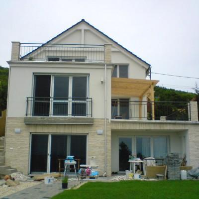 Nyílászárók beépítése, családi ház, Ikkuna Építő Bt., kép 2, 3.kép