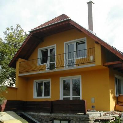 sajtoskáli családi ház, nyílászárók, Ikkuna Építő Bt., kép 2, 3.kép