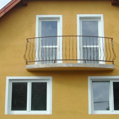 sajtoskáli családi ház, nyílászárók, Ikkuna Építő Bt., kép 3, 2.kép